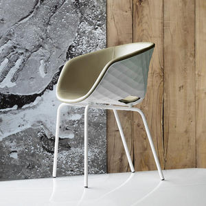 METALMOBIL -  - Restaurant Stühle