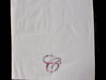 Coquecigrues - torchon dame tartine - Geschirrhandtuch