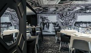 Agence Nuel / Ocre Bleu - cures marines - Ideen: Hotelspeisesäle