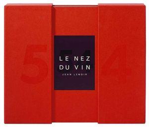 EDITIONS JEAN LENOIR - le nez du vin. - Kunstbuch