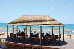 Africa Style - cape reed - Terrassenüberdachung