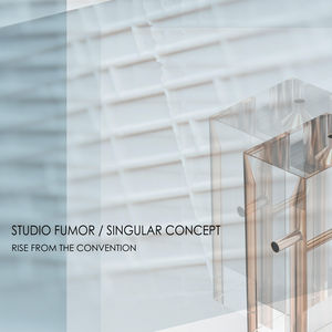 STUDIO FUMOR / SINGULAR CONCEPT - studio fumor / singular conceept - Hotelempfangs Produkt