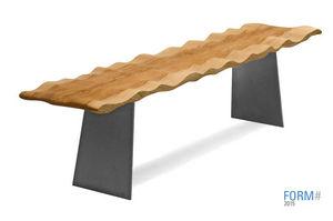 CLEMENS GERSTENBERGER STUDIO - tidelands modern bench - Schulbank