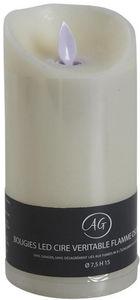 Aubry-Gaspard - bougie à leds parfum vanille grand modèle -