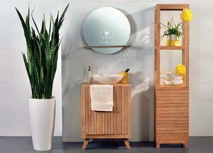 Miliboo - ekko - Badezimmerspiegel