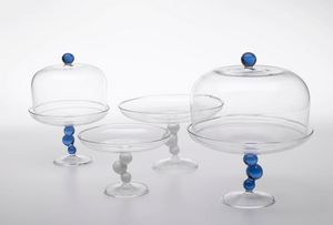 Zafferano -  - Kuchen Glaskuppel