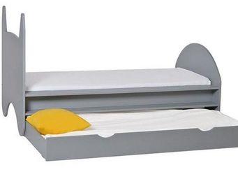 Miliboo - kiddo-- - Kinder Schubladen Bett