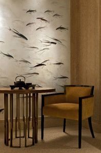 de Gournay - japenese and korean --- - Tapete