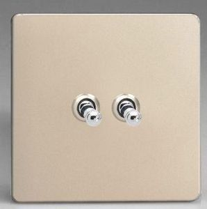 ALSO & CO - toggle switch - Doppel Schalter
