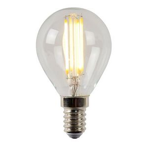 LUCIDE - ampoule led e14 4w/35w 2700k 320lm filament dimmab - Led Lampe