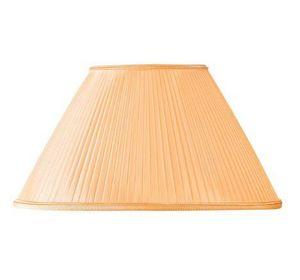 MON ABAT JOUR - ..-plissé de forme victorienne - Konischer Lampenschirm