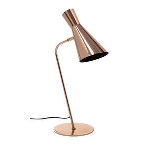 Maisons du monde - harris copper - Schreibtischlampe