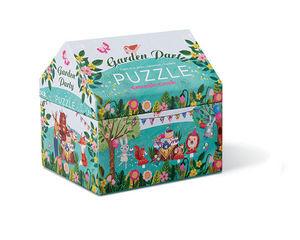 BERTOY - 24 pc mini double fun garden party - Kinderpuzzle