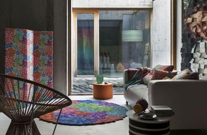Missoni Home - geranium - Moderner Teppich