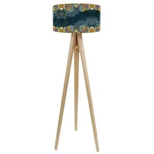 Mathi Design - lampadaire hippie - Dreifuss Lampe