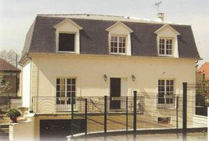 GD CONSTRUCTIONS -  - Geschossiges Haus