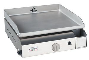 Forge adour -  itsa 450 inox - Plancha Gas