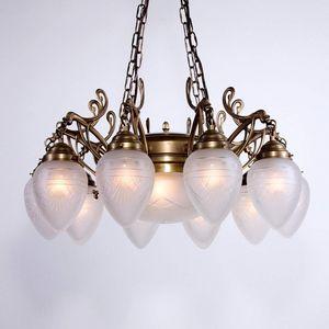 Berliner Messinglampen -  - Kronleuchter