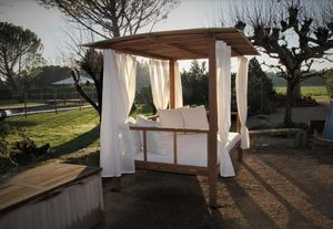 Honeymoon - madrague- - Gartenlaube