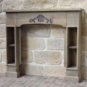 CHEMIN DE CAMPAGNE - manteau de cheminée 1391971 - Rauchfangmantel
