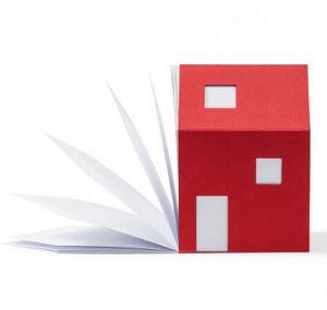 CINQPOINTS - house of notes - Würfelnotizblock