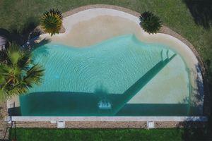 Diffazur Piscines - forme libre - Landschaftsswimmingpool
