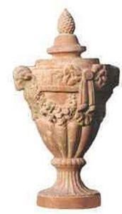 Atelier Ficat -  - Garten Urne