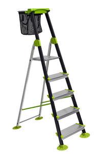 Garten-Stufenleiter