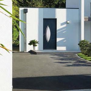 Art And Blind -  - Verglaste Eingangstür