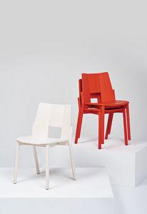 MATTIAZZI -  - Stapelbare Stühle