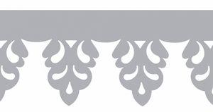Araltec -  - Blechschnitt Zierleiste