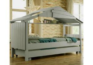 FLEXA Paris -  - Hütte Bett Für Kinder
