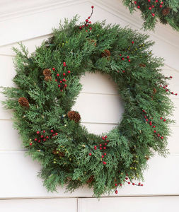 BALSAM HILL - cyprès - Weihnachtskranz