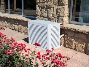autour de la clim -  - Klimaanlagenabdeckung