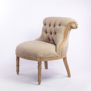 DECO PRIVE - fauteuil chauffeuse - Crapaud Sessel