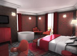 exquise / esquisse - grand hôtel du midi à montpellier - Ideen: Hotelzimmer