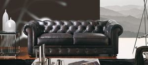 Canapé Show - chesterfield - Chesterfield Sofa