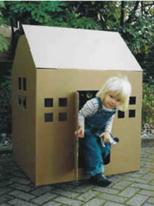 PAPERPOD -  - Kindergartenhaus