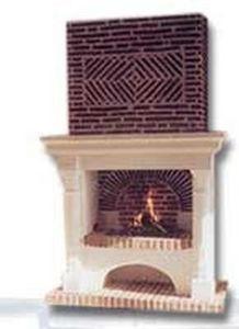 Le Palais De La Cheminee -   - Offener Kamin