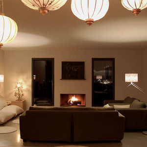 Natasha barrault décoration d'intérieurs -  - Innenarchitektenprojekt Wohnzimmer