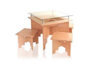 Bruce Beauchamp Design -  - Niedriger Vitrinenschrank