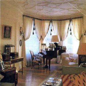 Renaissance Period Mouldings -  - Decke