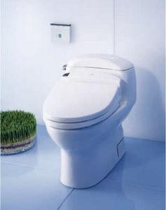 Le Trône - abattant washlet sg de toto - Japanisches Wc