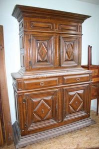 Boutique Antiquidees -  - Zweiteiliges Buffet