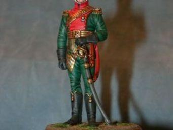 Patrice Reboul - colonel jolly  - Zinnsoldat