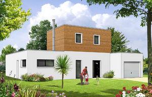 Maisons De L'avenir -  - Geschossiges Haus