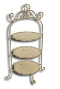 Decoration-Cadeaux -  - Etagenservierwagen (siehe Etagentablett)