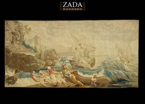 ZADA GALLERY -  - Aubusson Teppich