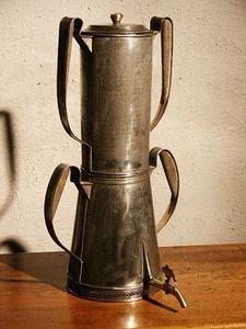 Au Réveil du Temps -  - Kaffeekanne