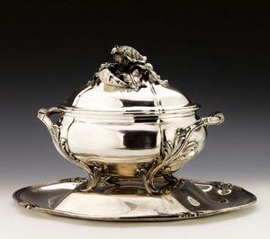 Dario Ghio Antiquites -  - Suppenschüssel